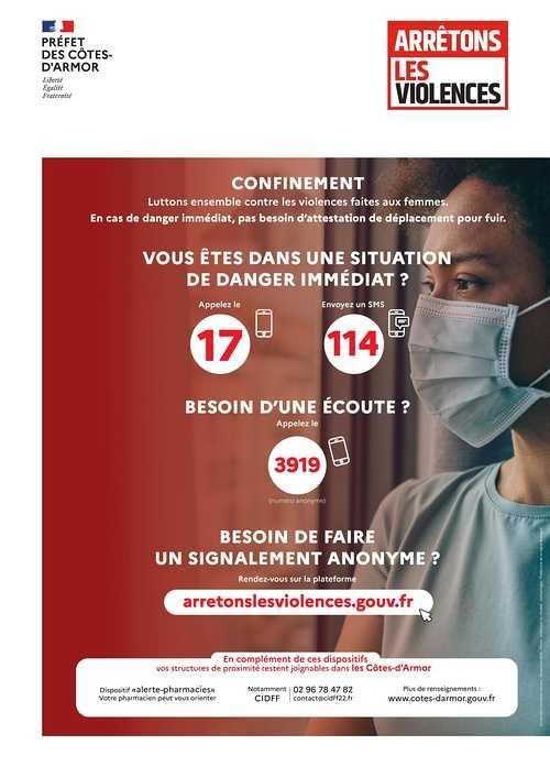PRÉVENTION VIOLENCES FAITES AUX FEMMES